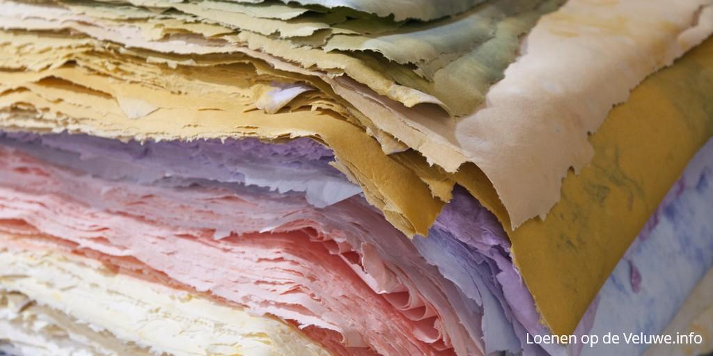 Papierfabriek Middelste Molen Loenen