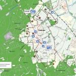 Route Loenens Enkenpad