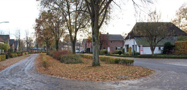 Dorpsraad Dorpsplein Loenen
