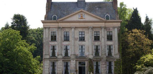 Eeuwenoud kasteel Ter Horst in Loenen krijgt kostbare nieuwe jas in retro-stijl aangemeten