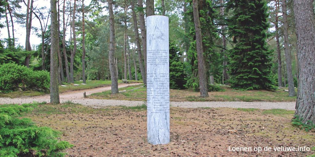 monument ereveld